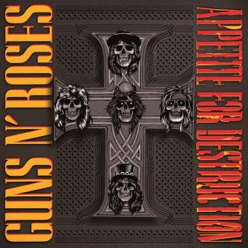 Cover Appetite For Destruction (Remastered Super Deluxe)
