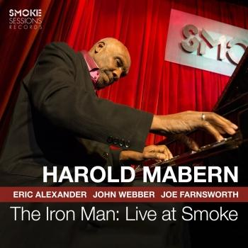Cover The Iron Man: Live at Smoke