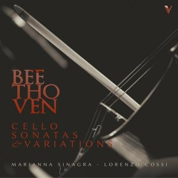 Cover Beethoven: Cello Sonatas & Variations