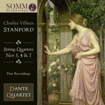 Cover Stanford: String Quartets