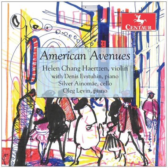 Cover American Avenues