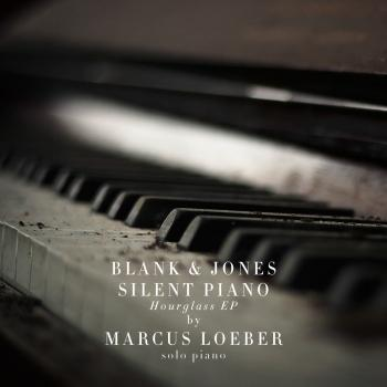Cover Silent Piano (Hourglass EP)