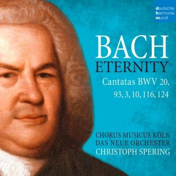 Cover Bach: Eternity (Cantatas BWV 20, 93, 3, 10, 116, 124)