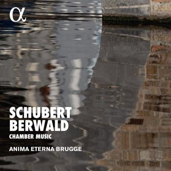 Cover Schubert & Berwald: Chamber Music