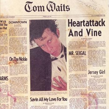 Cover Heartattack And Vine (Remastered)