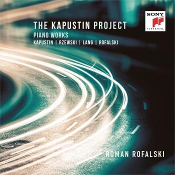 Cover The Kapustin Project