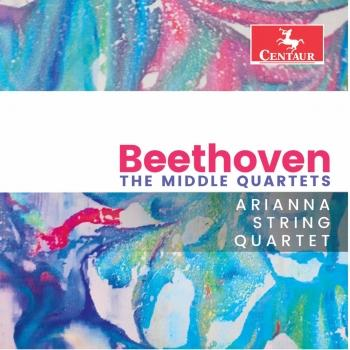 Cover Beethoven: The Middle Quartets