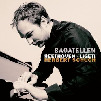 Cover Beethoven - Ligeti: Bagatellen