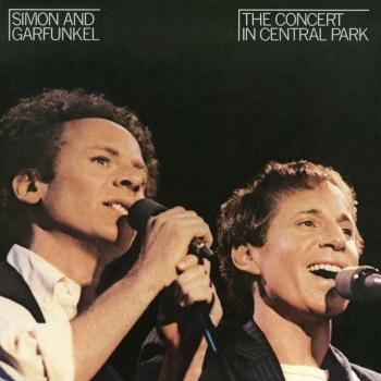 Cover The Concert in Central Park (Live)