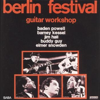 Cover Berlin Festival Guitar Workshop