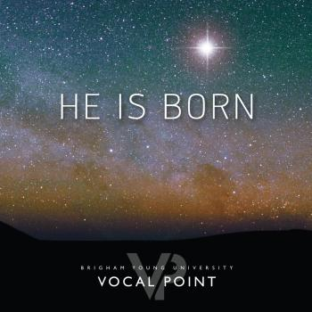 Cover He Is Born