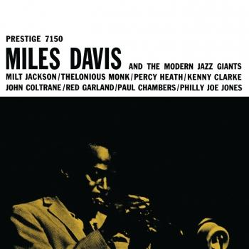 Cover Miles Davis And The Modern Jazz Giants