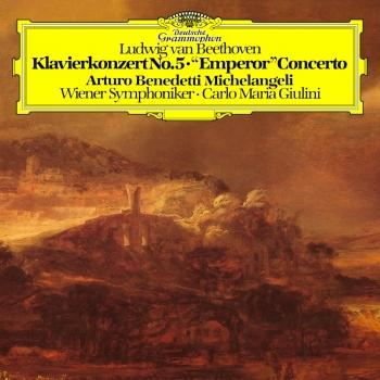 Cover Beethoven: Piano Concerto No.5 in E-Flat Major, Op. 73 (Remastered)