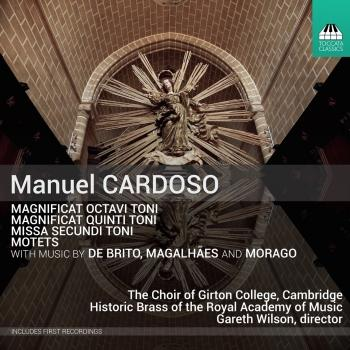 Cover Cardoso & Others: Magnificat, Missa & Motets
