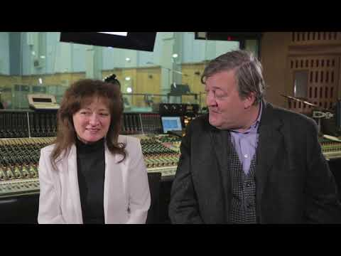 Video Stephen Fry & Debbie Wiseman - THE MYTHOS SUITE - RHEA ABBEY ROAD