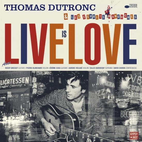 Cover Live Is Love