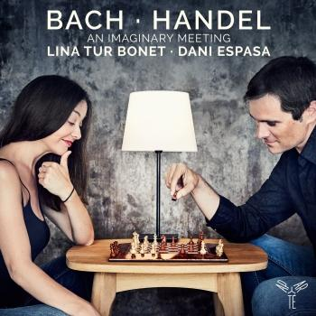 Cover Bach & Handel: An Imaginary Meeting