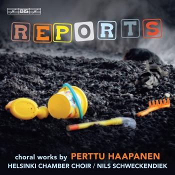 Cover Haapanen: Reports