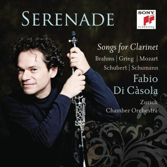 Cover Serenade - Songs For Clarinet
