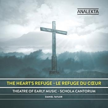 Cover The Heart's Refuge