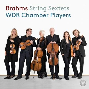 Cover Brahms: String Sextets Nos. 1 & 2