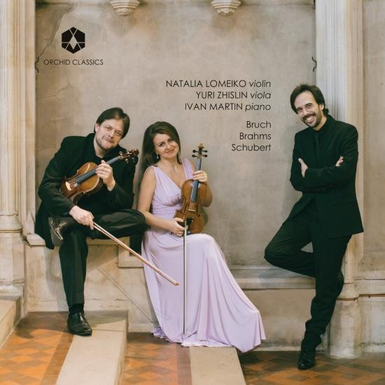 Cover Bruch, Brahms & Schubert: Chamber Works