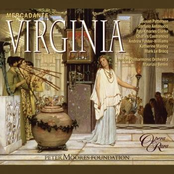 Cover Mercadante: Virginia (Remastered)