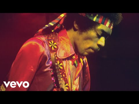 Video Jimi Hendrix - Songs For Groovy Children: The Fillmore East Concerts