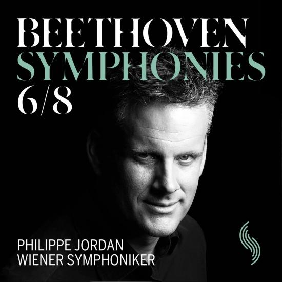 Cover Beethoven: Symphonies Nos. 6 & 8 (Live)