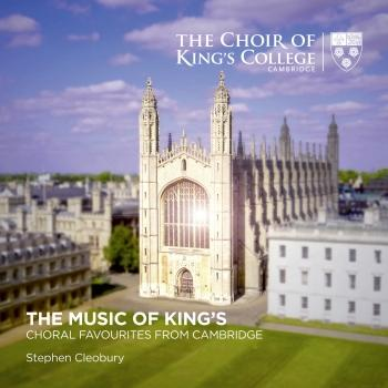 Cover The Music of King's: Choral Favourites from Cambridge