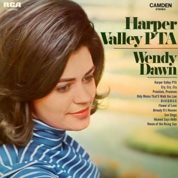 Cover Harper Valley PTA and Other Country Hits (Remastered)