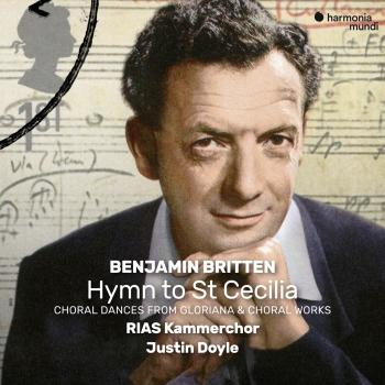 Cover Britten: Choral Works