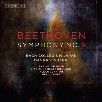 Cover Beethoven: Symphony No. 9 in D Minor, Op. 125 'Choral' (Live)