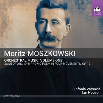 Cover Moszkowski: Orchestral Music, Vol. 1