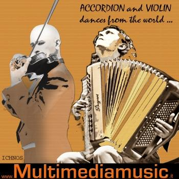 Cover Accordion and Violin Dances from the World