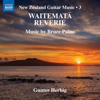 Cover New Zealand Guitar Music, Vol. 3