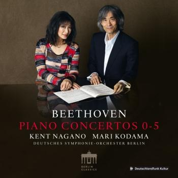Cover Beethoven: Piano Concertos 0-5