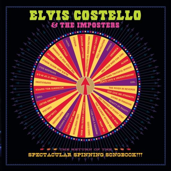 Cover The Return Of The Spectacular Spinning Songbook (Live)