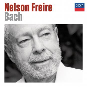 Cover Nelson Freire: Bach