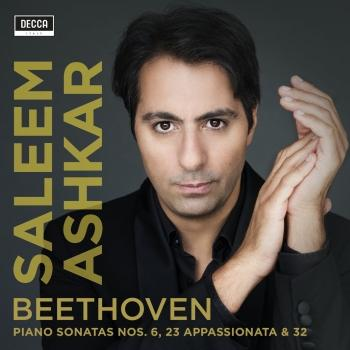 Cover Beethoven: Piano Sonatas Nos. 6, 23 and 32