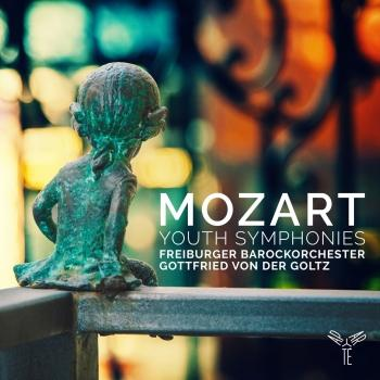 Cover Mozart, Youth Symphonies
