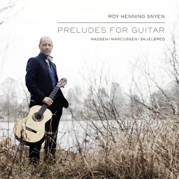 Cover Preludes for Guitar