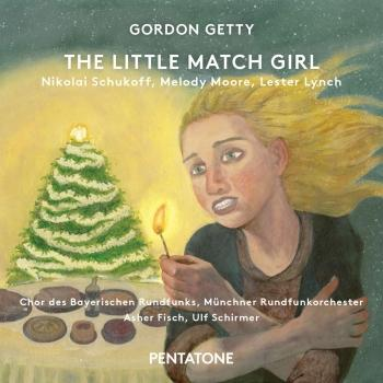Cover Gordon Getty: The Little Match Girl