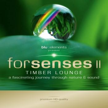 Cover Forsenses II - Timber Lounge