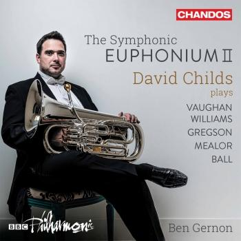 Cover The Symphonic Euphonium, Vol. 2