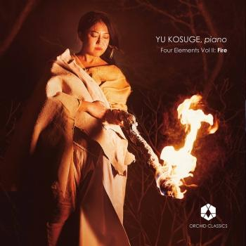 Cover Four Elements, Vol. 2: Fire