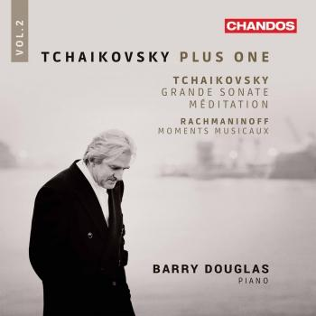 Cover Tchaikovsky Plus One, Vol. 2