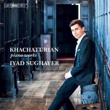 Cover Khachaturian: Piano Works