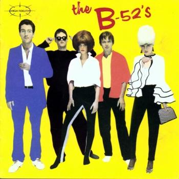 Cover B-52's