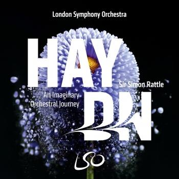 Cover Haydn: An Imaginary Orchestral Journey